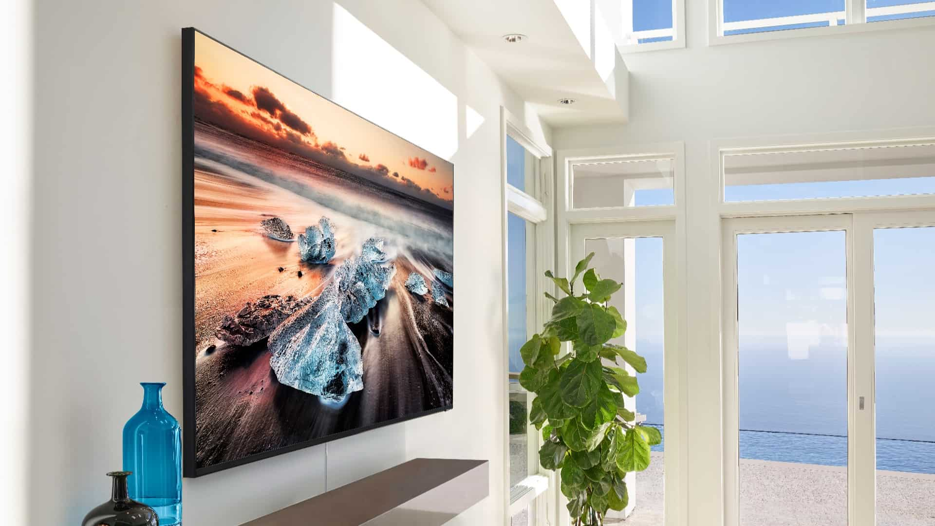 Previewing the Future of Television: Samsung 8K TV