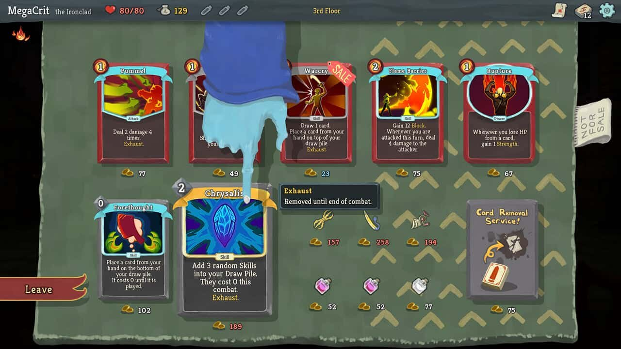 Slay the Spire Review 3
