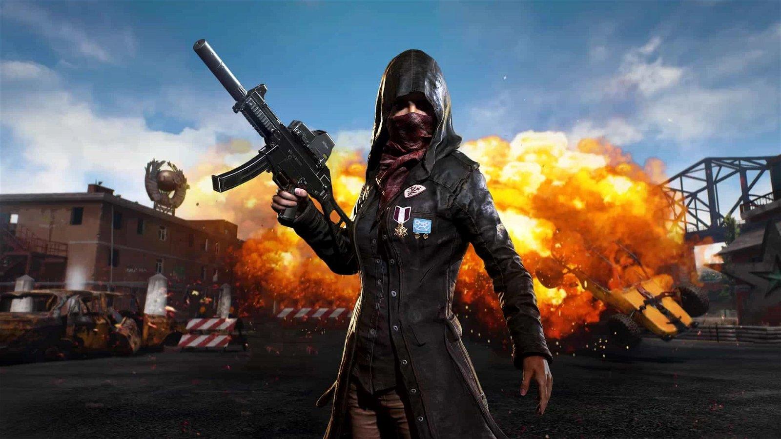 Story Content Inbound From New PlayerUnknown's Battlegrounds Studio 1