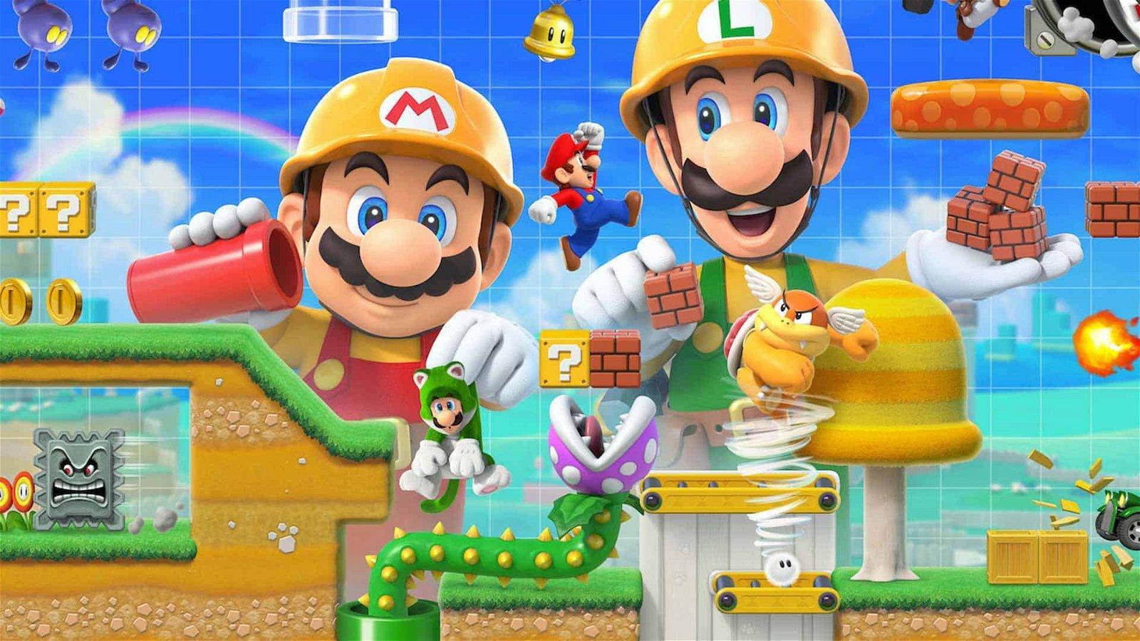 Super Mario Maker 2 Review 10