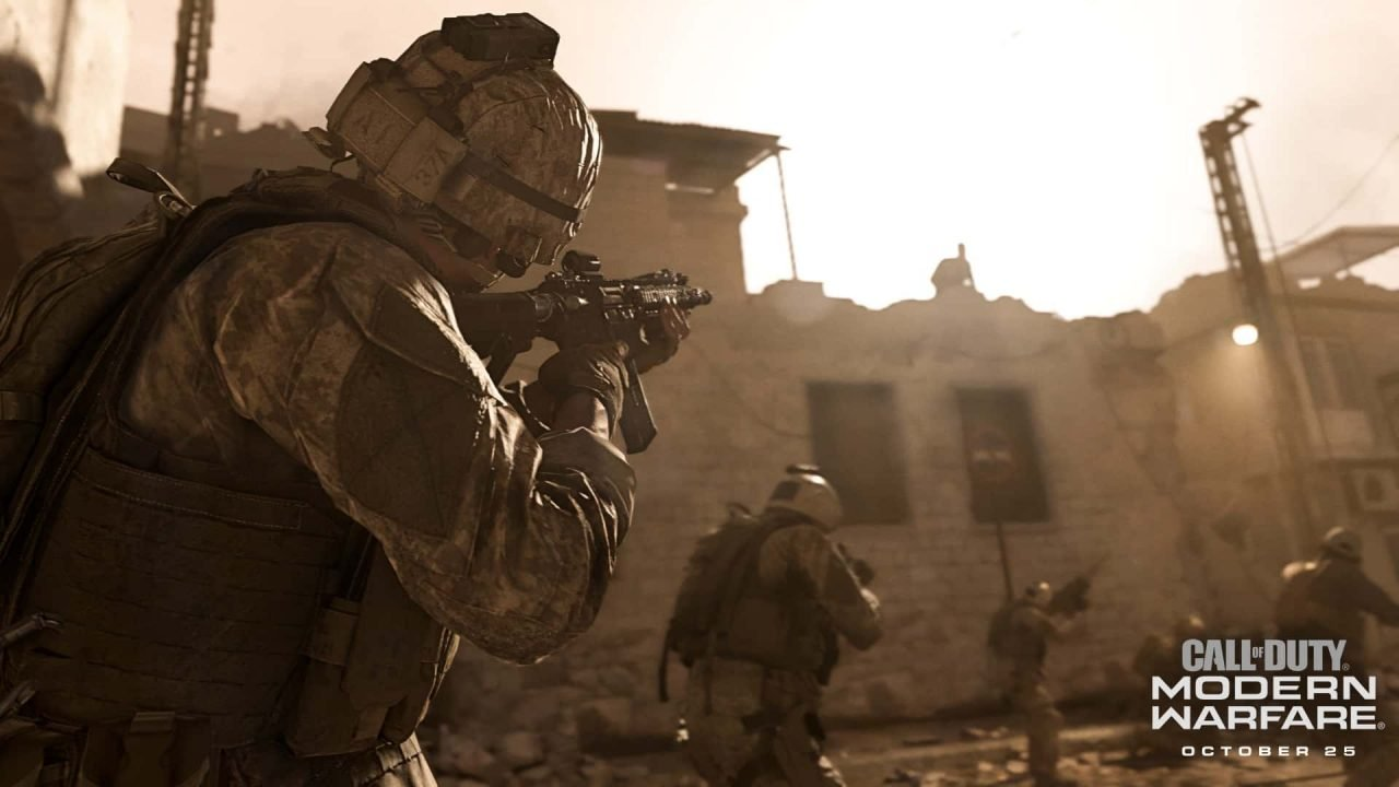 The Potential for the Gritty Realism of Call of Duty: Modern Warfare 1