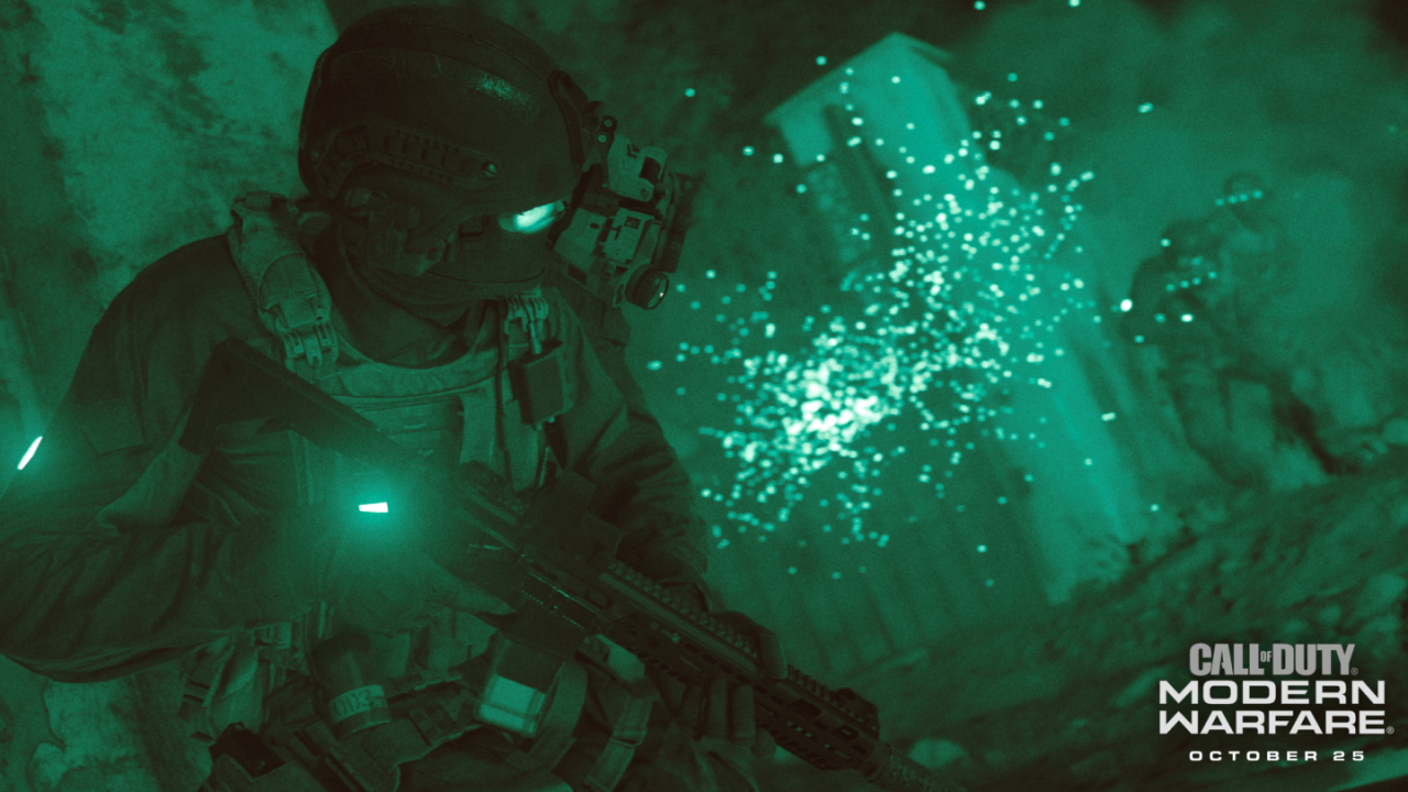 The Potential for the Gritty Realism of Call of Duty: Modern Warfare 3