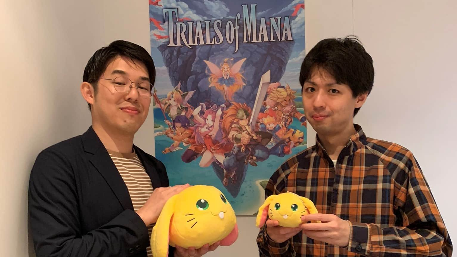 Trials of Mana, Switch Collection Details Spring Forth From Square Enix Interview at E3 2019 4