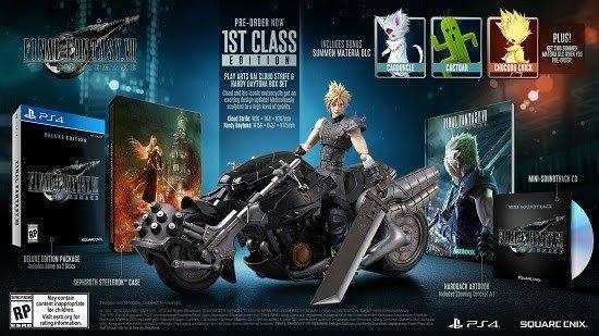 Square Enix Final Fantasy Announcements Blow Out