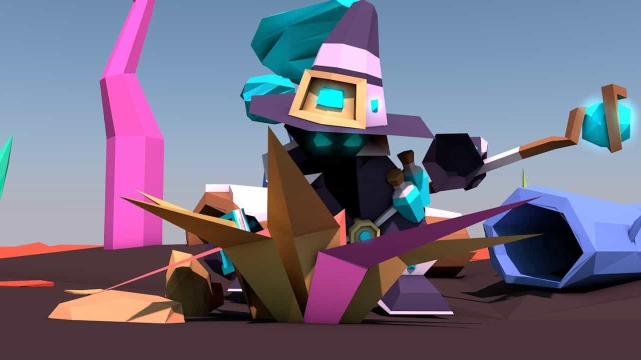 Wizard Brawler MageQuit Grows Its Beard And Leaves Early Access 1