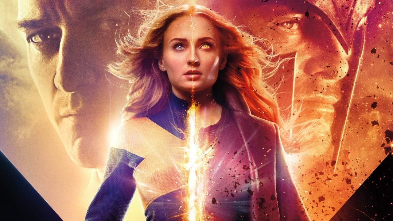 Image result for dark phoenix 2019