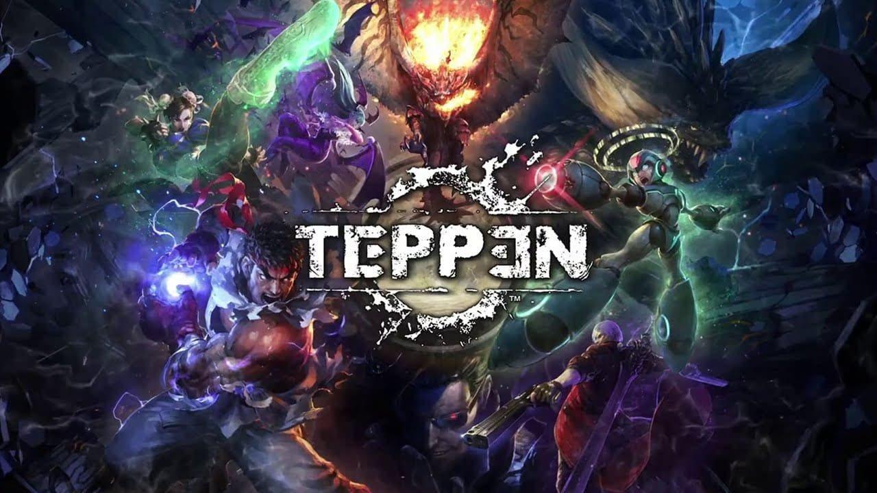 Capcom Presents: Teppen, An Active Card-Battle Game