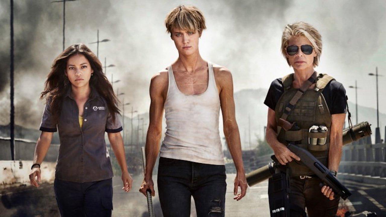 Tim Miller Discusses Terminator: Dark Fate's Mackenzie Davis Character 1