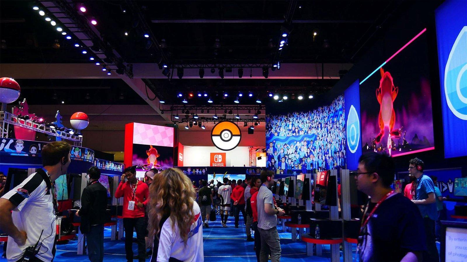 Nintendo E3 2019: Luigi's Mansion and Pokémon Sword and Shield Spotlight 4