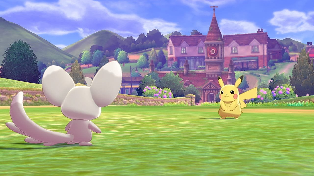 Pokemon Sword And Shield Is Not Reusing 3DS Assets 1
