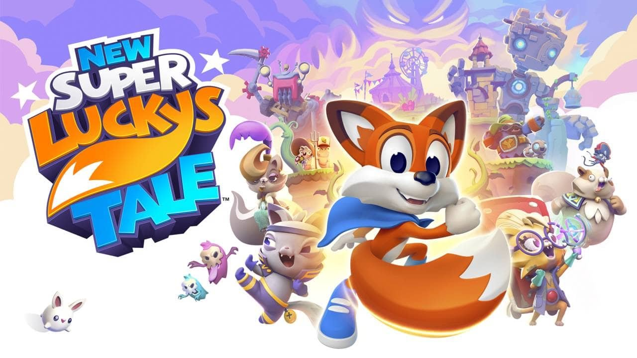 New Super Lucky's Tale Headed To Switch This Fall 1