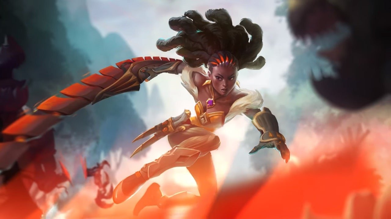Original Character Qhira Comes To Heroes Of The Storm
