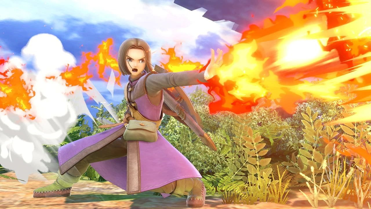 The Hero And Smash Ultimate's Ver. 4.0 Drop Today 1