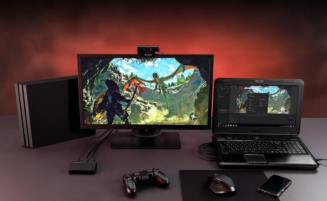 Avermedia  Live Gamer Mini (Gc311) Review 3