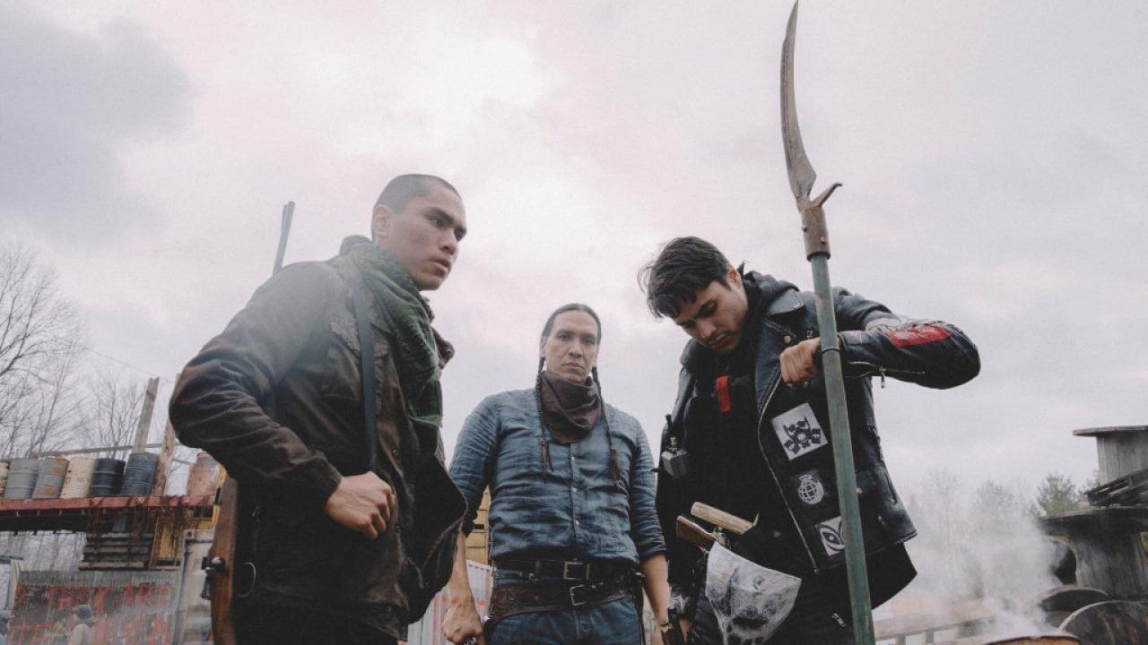 Canadian 'Blood Quantum' Leads TIFF's Midnight Madness 1