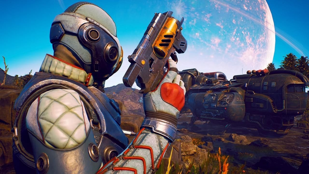 The Outer Worlds will hit the Nintendo Switch Following Initial Launch 2