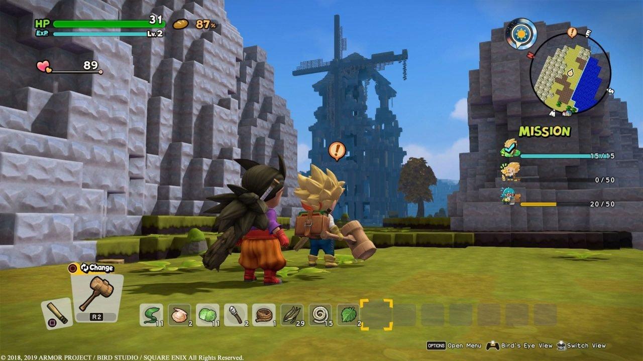 Dragon Quest Builders 2 Review 3