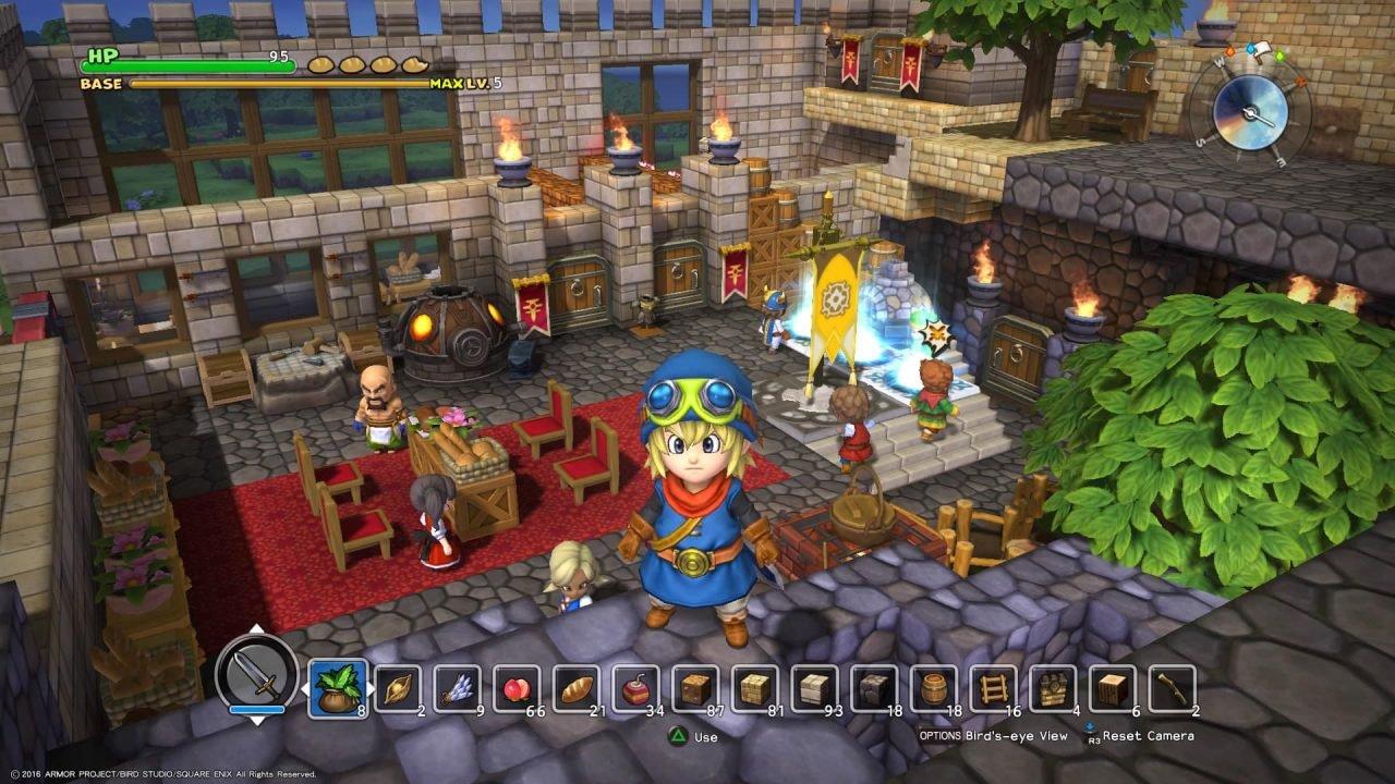 Dragon Quest Builders 2 Review 4