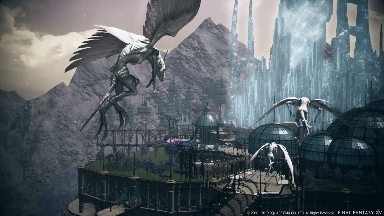 Final Fantasy Xiv: Shadowbringers Review 4