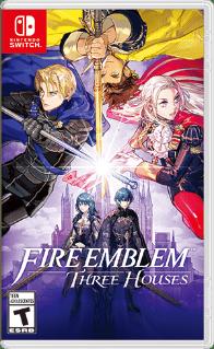 Fire Emblem: Three Houses Review 1