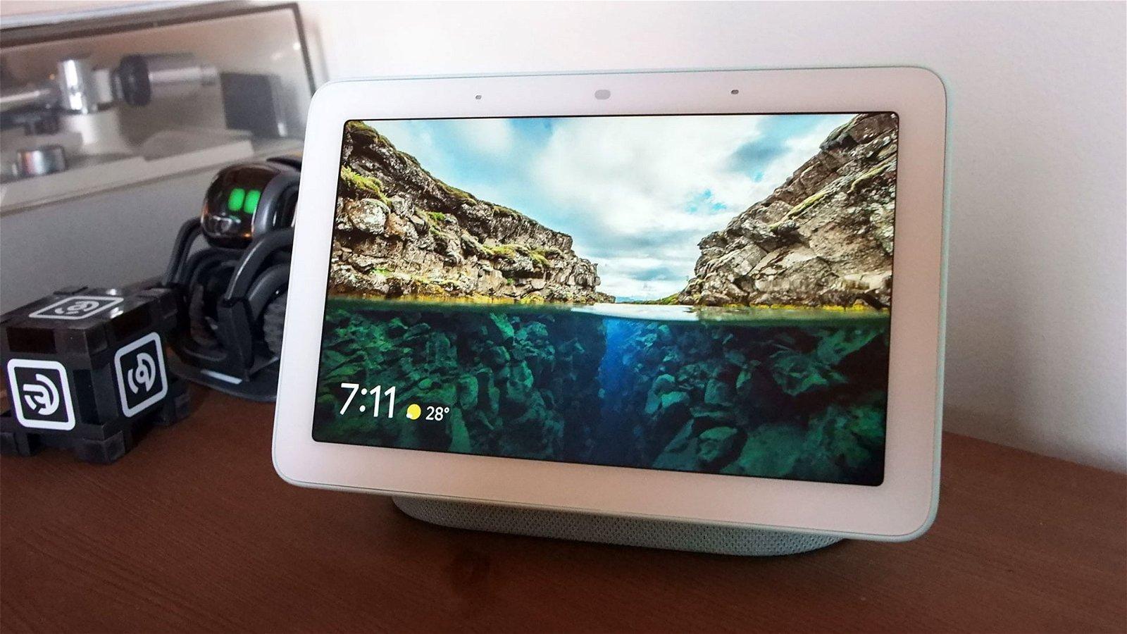 Google Nest Hub Review 3