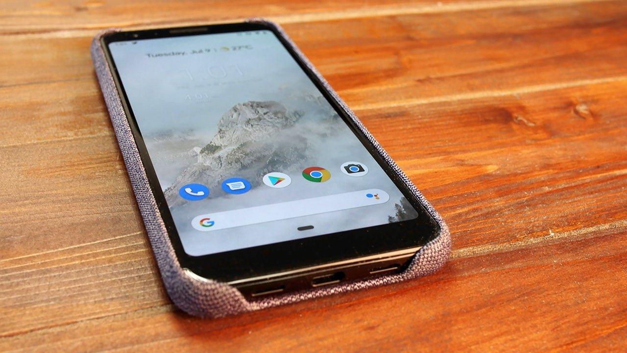 Google Pixel 3A Review 3