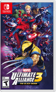 Marvel Ultimate Alliance 3: The Black Order Review 5
