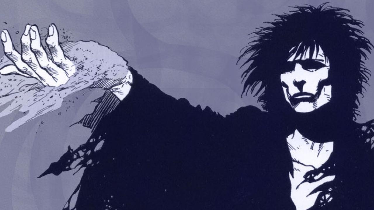 Netflix Preparing To Adapt Neil Gaiman's The Sandman