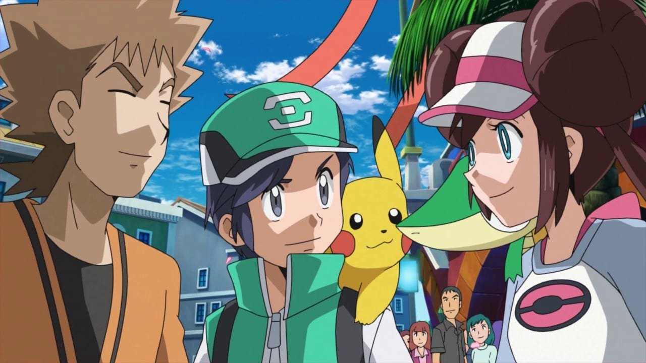 Pokémon Masters Pre-Registration Opens for Eager Trainers