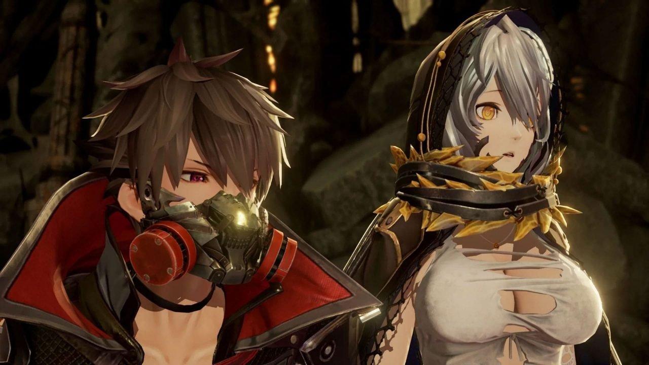 Post-Apocalyptic Blood Drinking Fun With Keita Iizuka 2