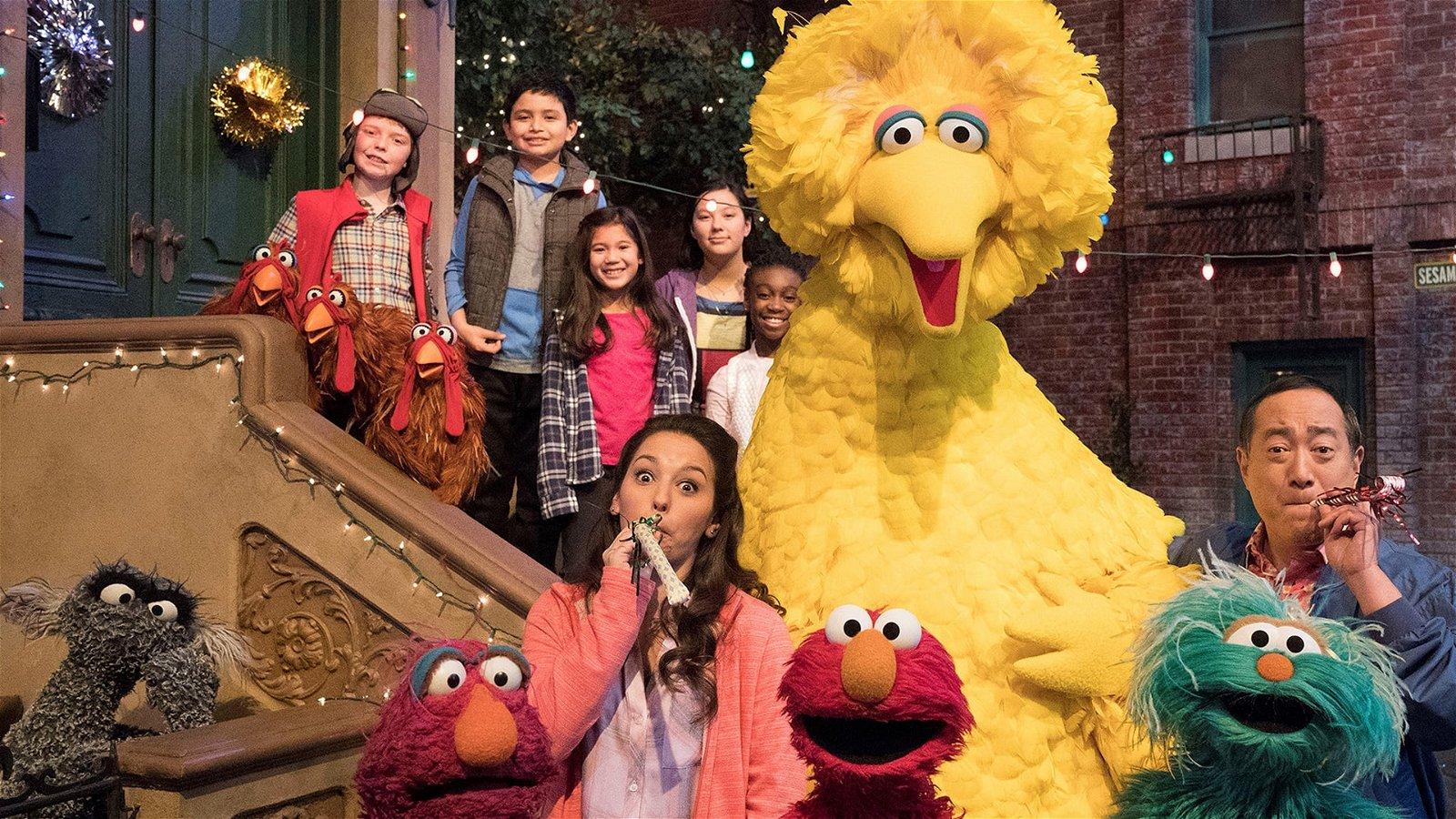 Sesame Street Film Releasing Summer 2021 1