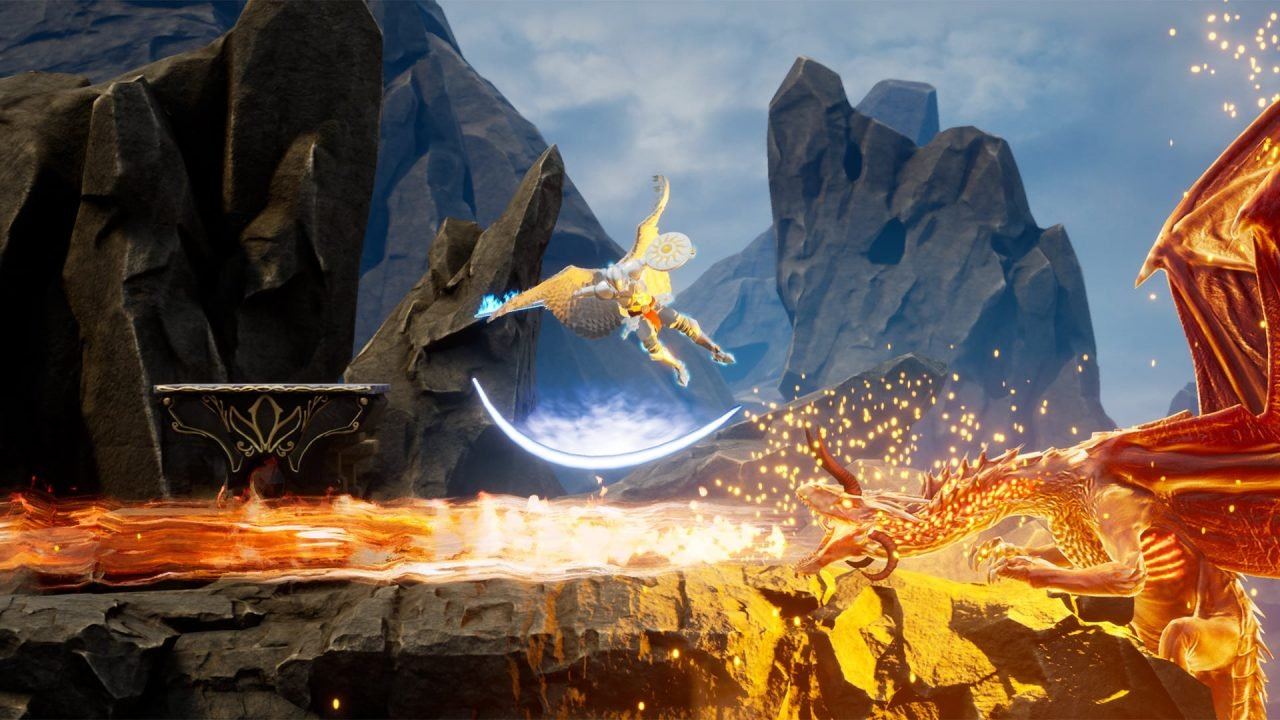 Solseraph (Playstation 4) Review 3