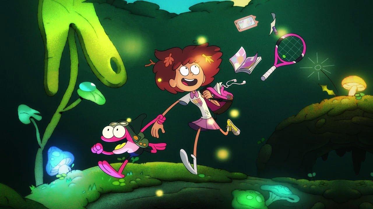 Wonders Of Animation: Talking To Matt Brawley Of Amphibia 2