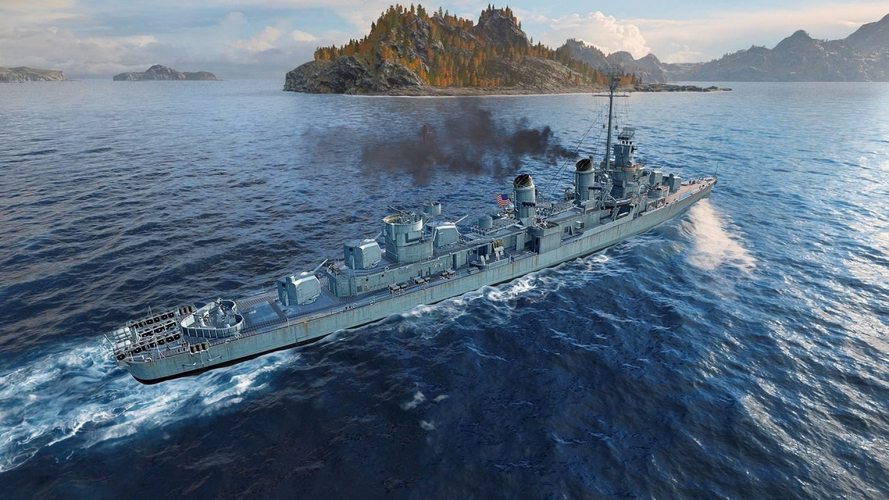 World Of Warships: Legends Review 3