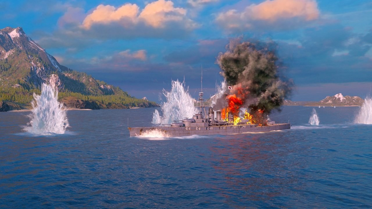 World Of Warships: Legends Review 4