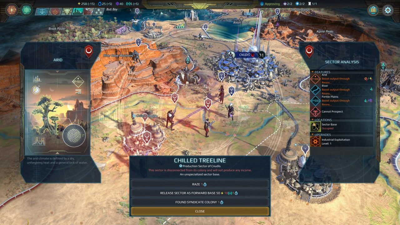 Age Of Wonders: Planetfall Review 2