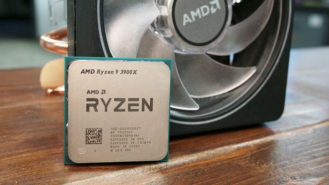 Amd Ryzen 9 3900X (Cpu) Review 4