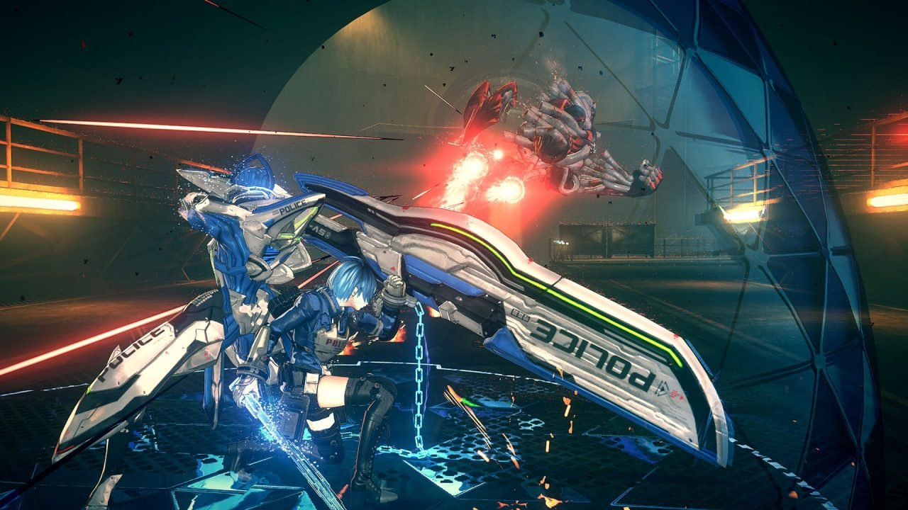 Astral Chain (Switch) Review 5