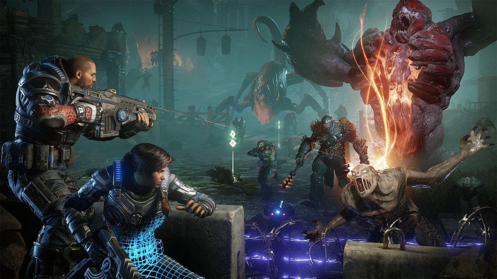 Gears of War 5 Hands-On Preview 5