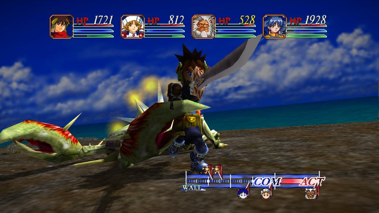 Grandia Hd Collection (Nintendo Switch) Review 3