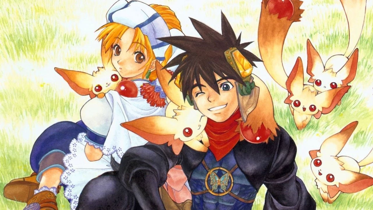 Grandia HD Collection (Nintendo Switch) Review 1