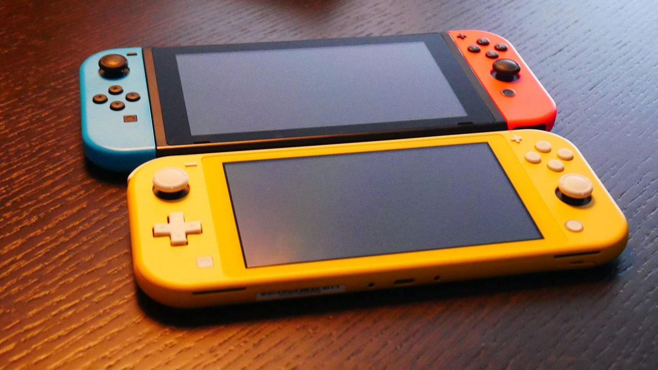 Hands-On With The Nintendo Switch Lite - Embargo August 27Th At Noon Est 1