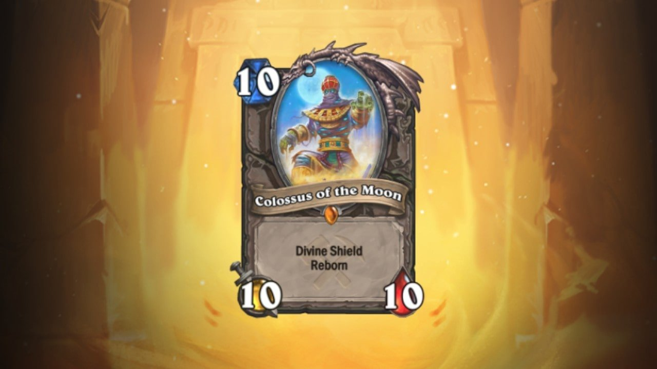 Hearthstone: Saviors Of Uldum Now Live With Free Legendary Quest Card