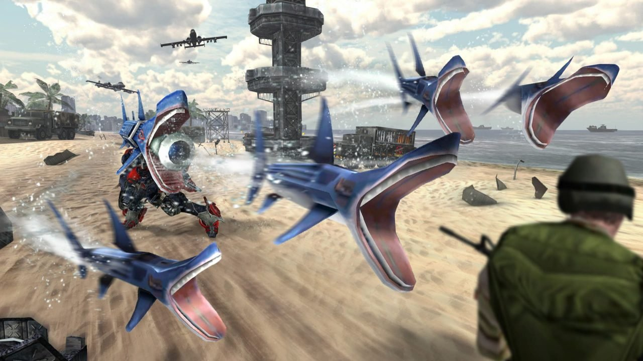 Metal Wolf Chaos XD (PC) Review 1