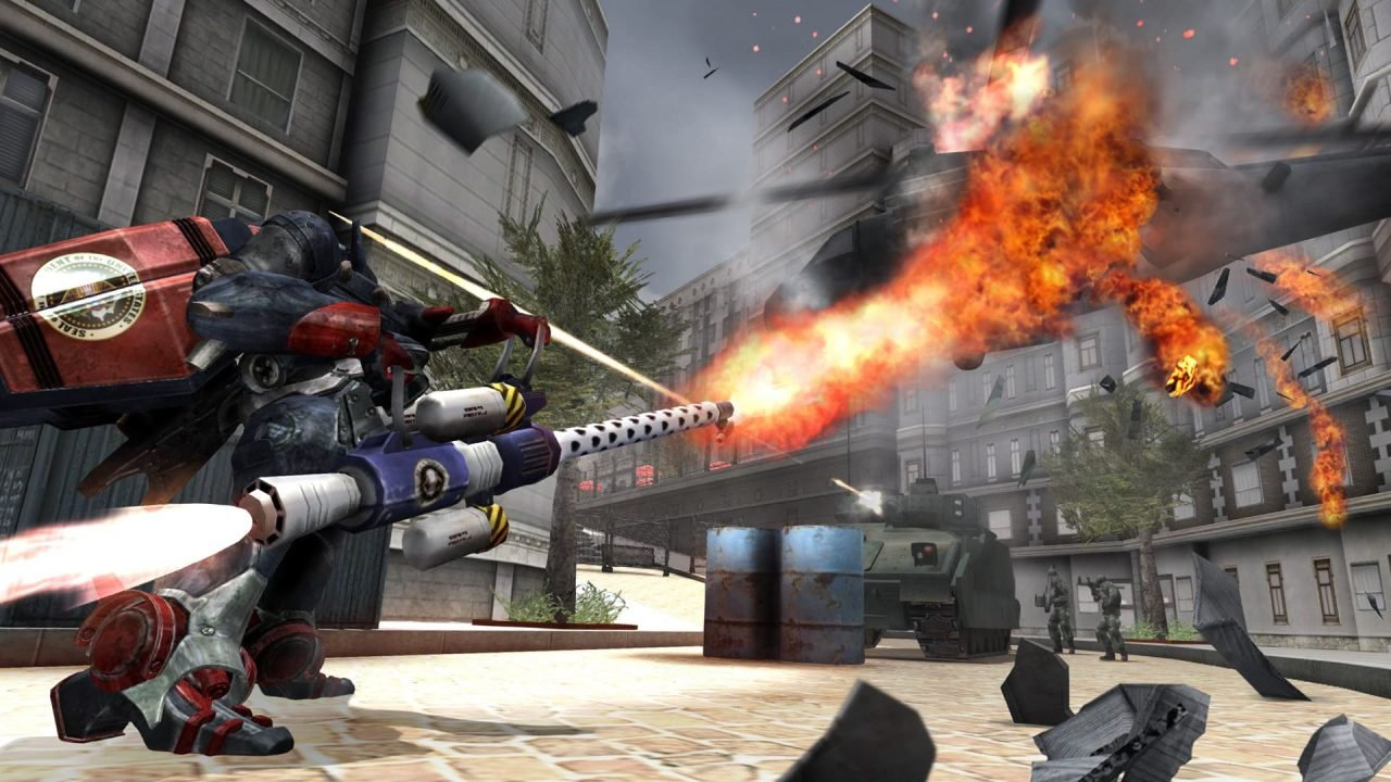 Metal Wolf Chaos Xd (Pc) Review 2