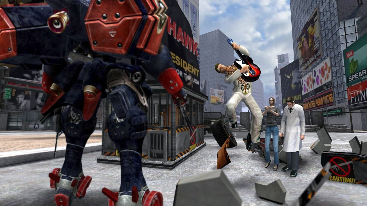 Metal Wolf Chaos Xd (Pc) Review 3