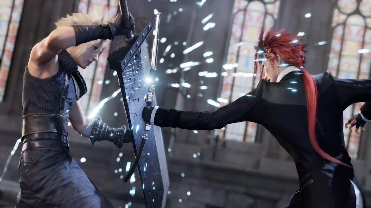 Final Fantasy VII Remake TGS Trailer Brings Summons and Turks 1