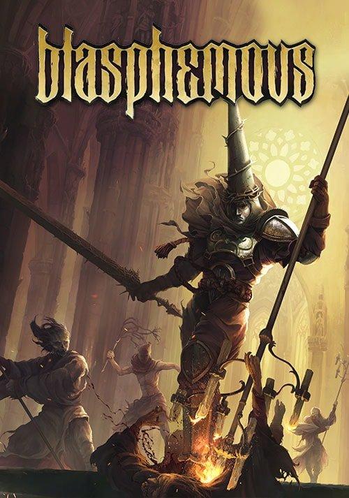 Blasphemous Review 1