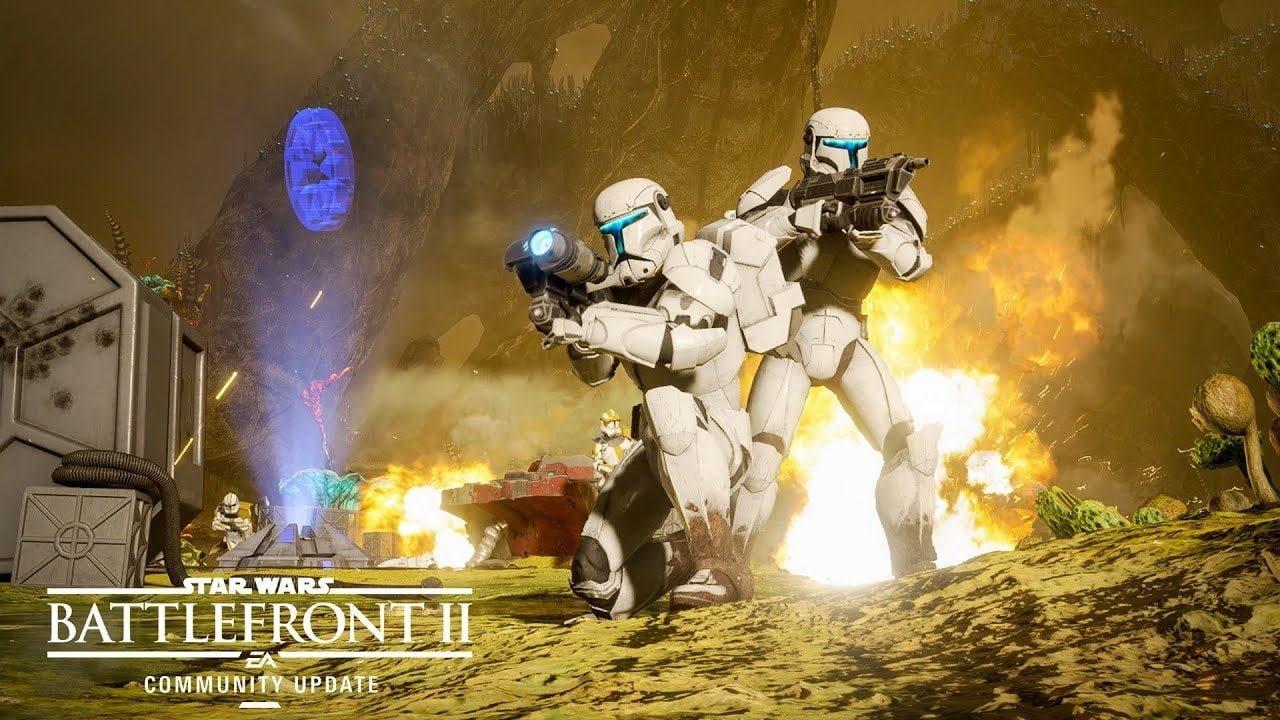 Star Wars Battlefront II Cooperation Update Goes Live September 25th 1