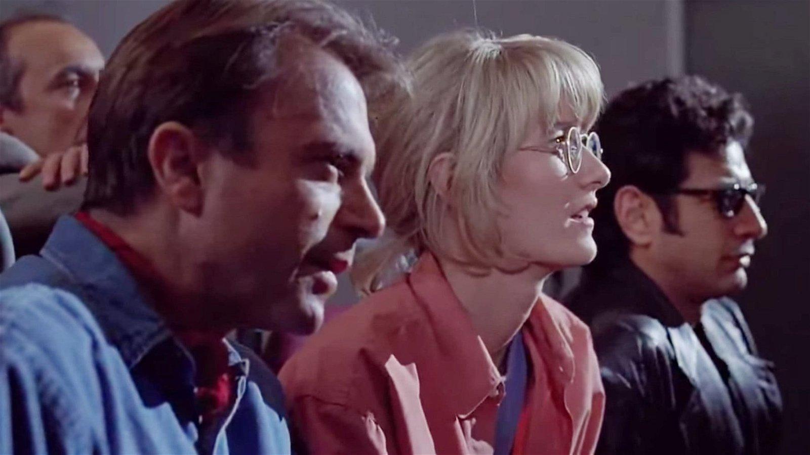 Neill, Dern, And Goldblum Confirmed To Return For Jurassic World 3 2